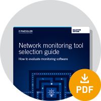 Get our guide and learn how to choose the right network monitoring solution
